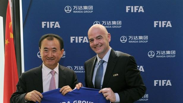 ฟุตบอลโลกครั้งล่าสุด แบรนด์จีน