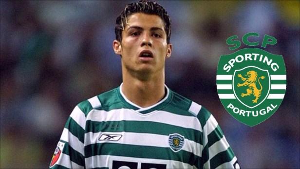 Ronaldo ย้ายไป Juventus Lisbon