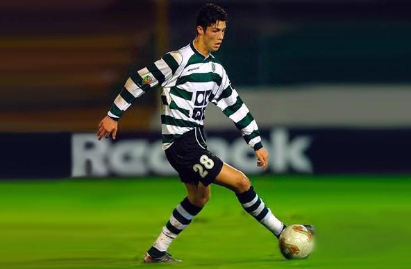 Cristiano Ronaldo Roder Federer Lisbon