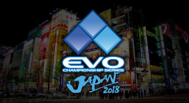 Fighting Games Community - EVO Japan