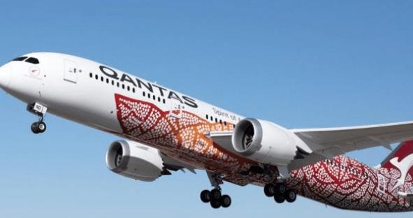 Non-stop flight Aus
