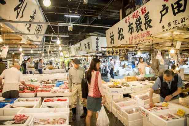 ซึกิจิ Market