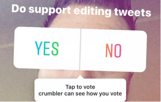 เลือกตั้งกลางเทอม Instagram