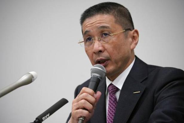 Saikawa ฺBallore Nissan CEO 2