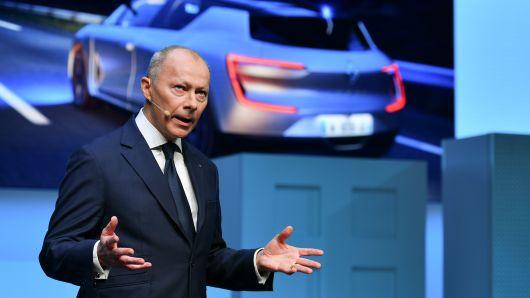 Saikawa Ballore Renault CEO 1