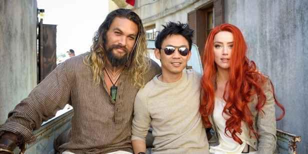 Aquaman Wan and Actors