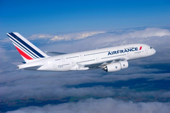 Air France Notre Dame