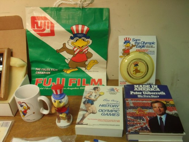 Fuji Olympic 1984