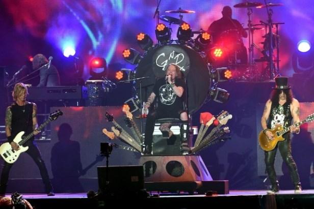 Gun N' Roses Coachella