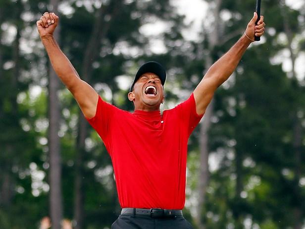 Liverpool Tiger Woods