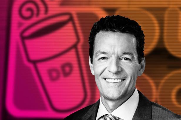 Dunkin CEO