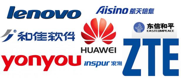 Chinese Brand Tradewar