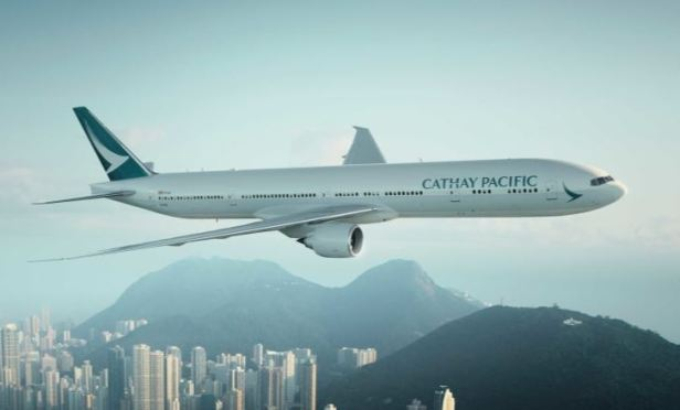 Cathay Inflight 2