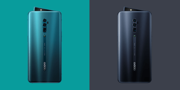 Oppo Samsung
