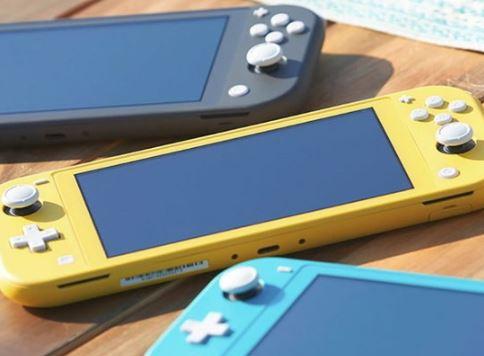 Switch Lite 3DS