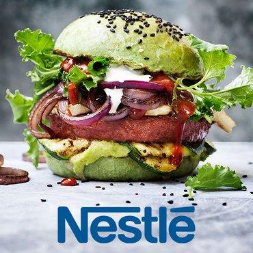 Nestle ฺBeyond Meat Ethan