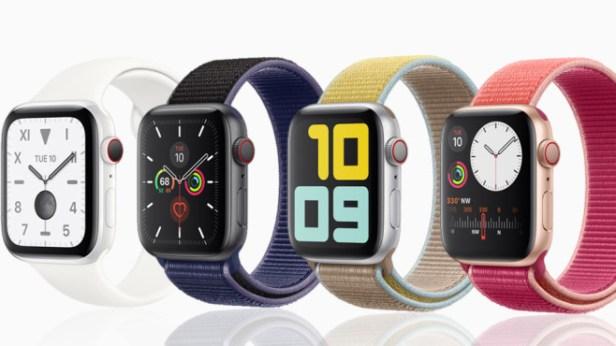 Swatch Apple Watch