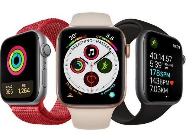 Apple Watch FItbit