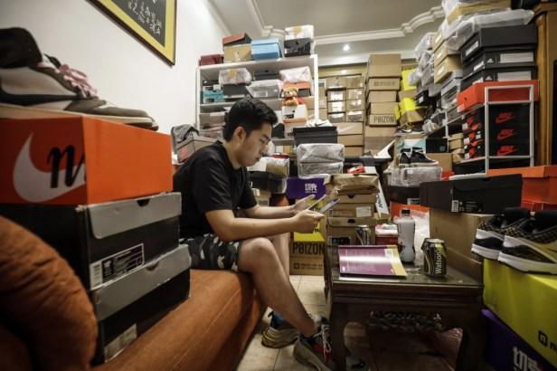Chinas Sneakerheads รองเท้ากีฬา