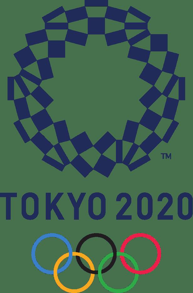 Tokyo Olympic 2020 logo โฆษณา