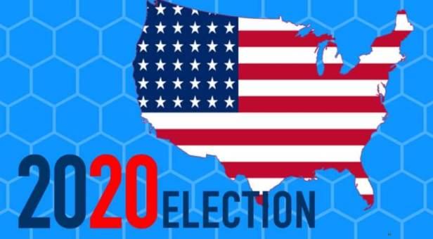 USA Presidental Election 2020 โฆษณา