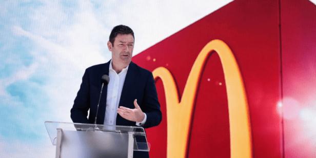 McDonald's _CEO