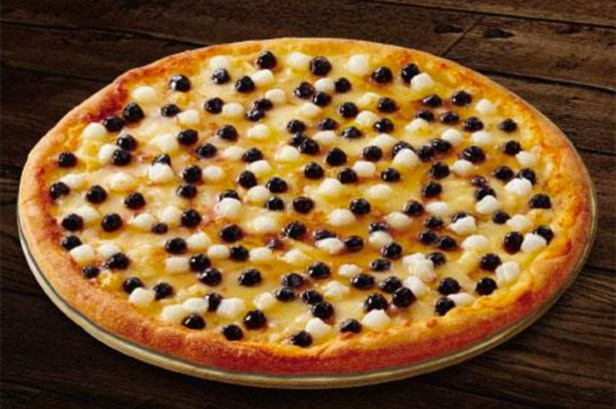 Taiwan Pizza Domino