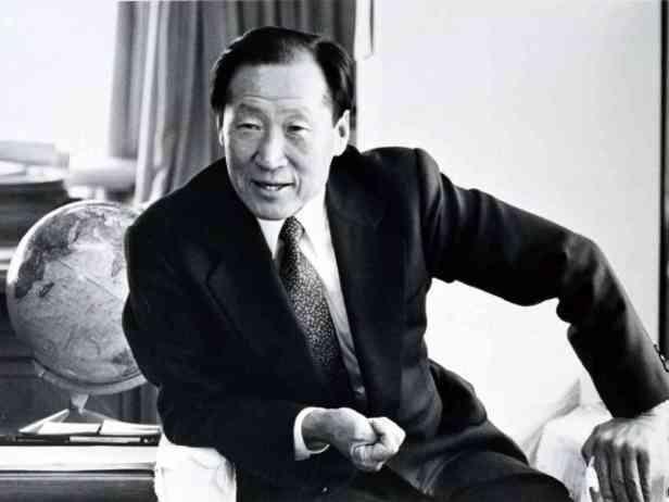 Chung Ju-yung Hyundai