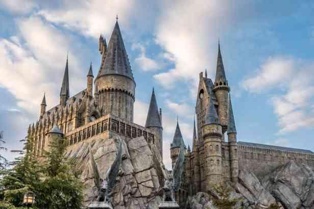 Potter Castle Nintendo