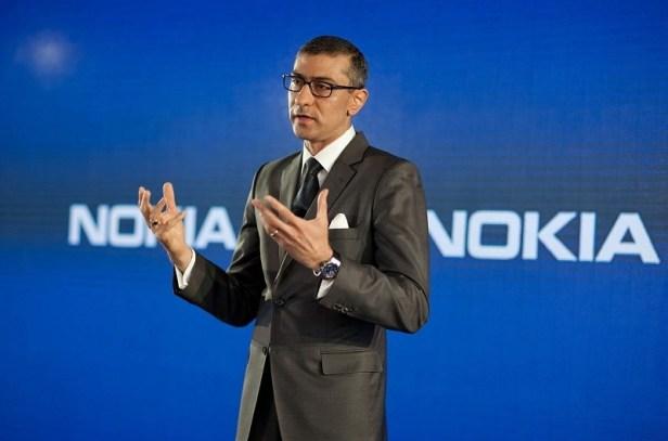 CEO Nokia อินเดีย