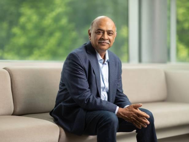 arvind krishna IBM อินเดีย