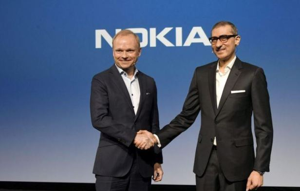 Rajeev Pekka Nokia