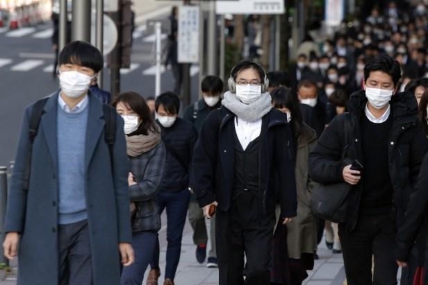 Virus Japan ไต้หวัน