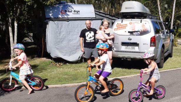 ขี่่จักรยานออสเตรเลีย 5