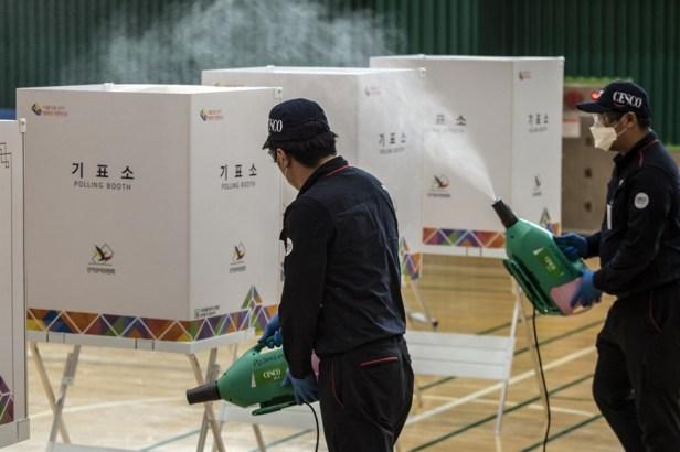 เลือกตั้งเกาหลีใต้ 2