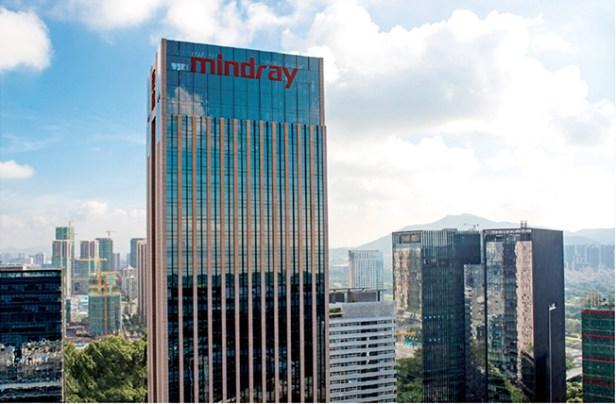 Mindray office Li Xiting