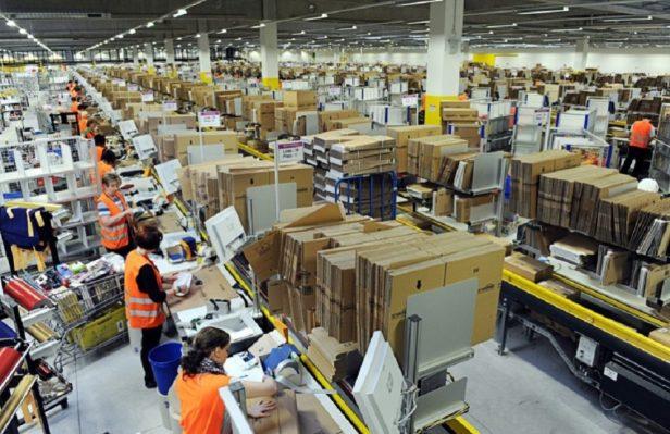Amazon รวยเงียบ พนักงาน