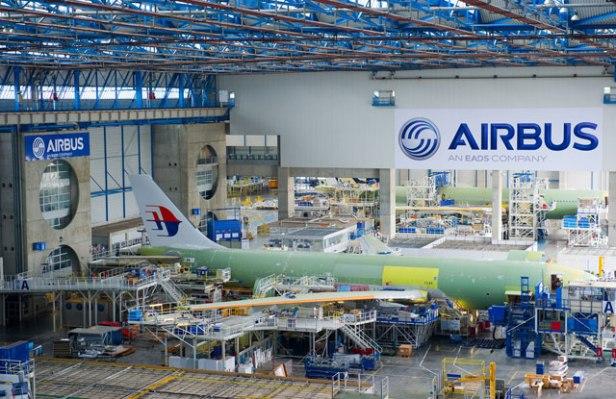 Boeing ปลด Airbus