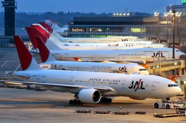 Japan Airlines 6
