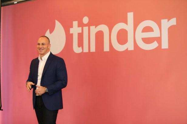 Tinder CEO