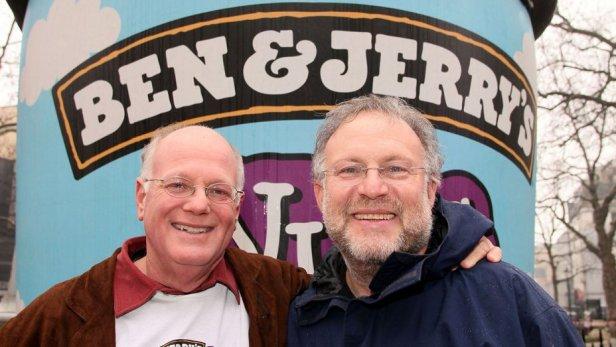Ben Jerry Founder