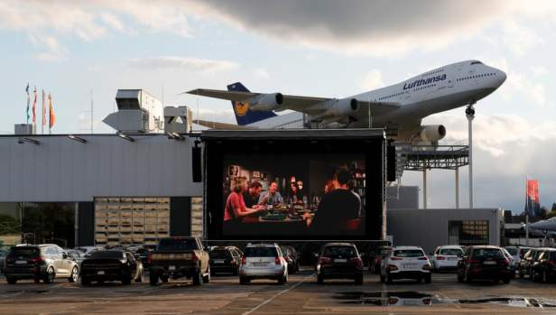 Drive in 1 Airport