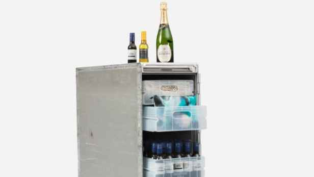 Qantas Bar cart
