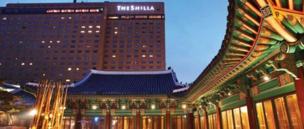 Shilla Hotel 2 Lee boo jin