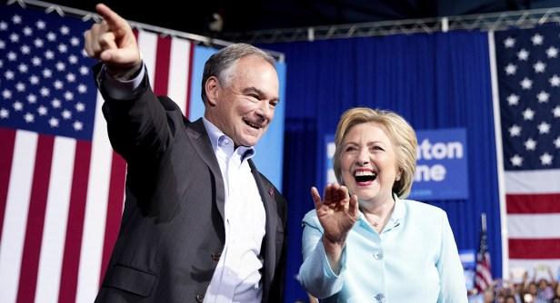 Tim Hillary Debate