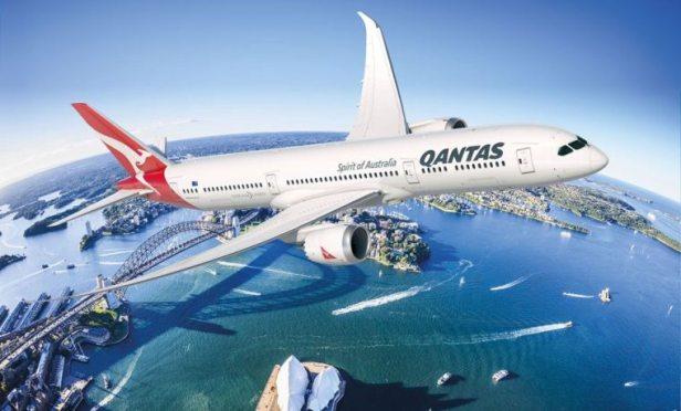 qantas Sinapore Airlines