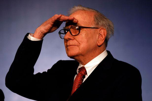 Warren Buffett Moderna