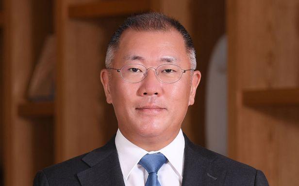 Chung Euisun Hyundai