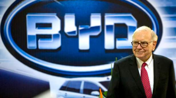 Buffett EVจีน