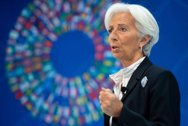 Christine Lagarde Yellen
